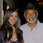 Kaylene Peopels and Hubert Laws